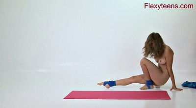 Flexible, Sports, Gymnastics, Gymnast