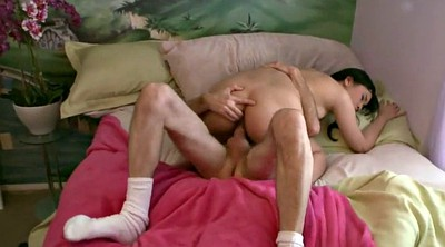 Chinese, Old man, Cum on tits, Asian granny, Old asian, Young chinese