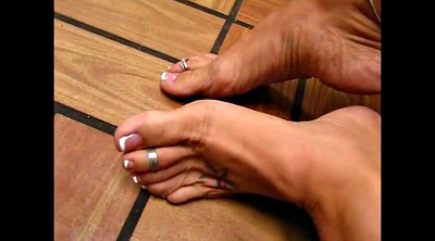 Toes, Pedicure, Foot feet