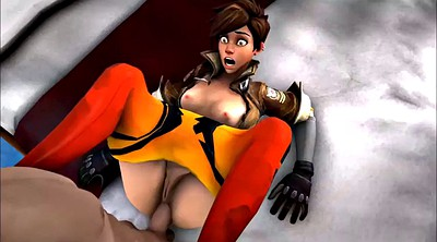 Overwatch, Anal creampie, Creampie compilation, Collection, Hentai milf, Compilation creampie