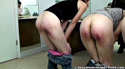 School, School girl, Spank girls