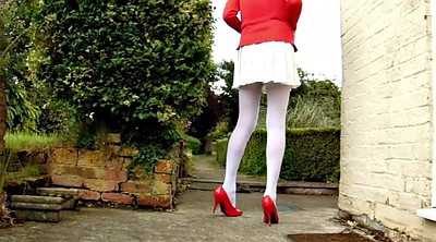Uniform, School uniform, British upskirt