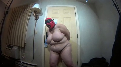Standing, Behind the scene, Bbw bdsm