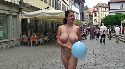 Flashing, Public flashing, Naked public