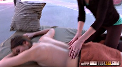 Gay massage, Clea gaultier, Scissor