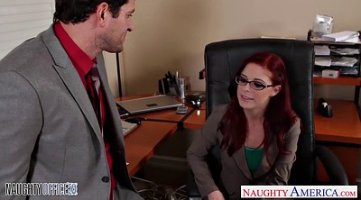 Glasses, Penny, Penny pax, Office redhead