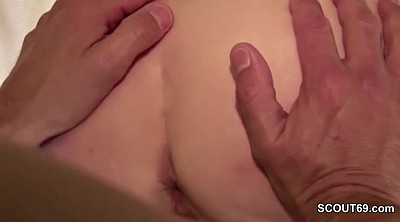 Hotel milf, Mature facial