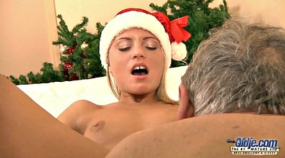 Christmas, Sexy granny, Granny cumshot, Old sexy, Granny old
