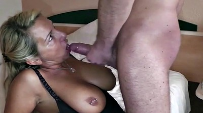 German milf, Young boys, Teen boy