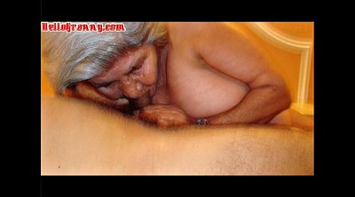 Grannies, Mature hairy, Collection