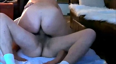 Riding, Hidden wife, Mature big ass