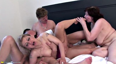 Mom gangbang, Gangbang mom, Granny group, Old gangbang, Mom group, Mature gangbang