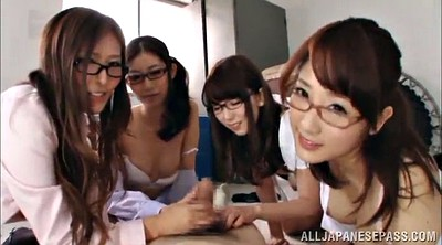 Asian group, Asian glasses