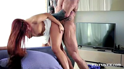 Reverse cowgirl