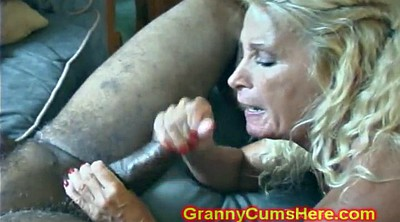 Granny, Bbc swallow, Bbc granny, Bbc amateur, Grandmother