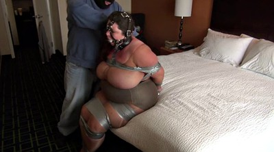 Bound, Nylon office, Bounded, Bbw nylon