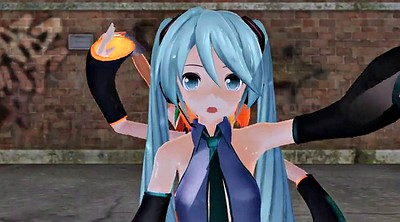 Mmd, Squirting
