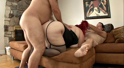 Anal creampie, Young creampie, Old bbw
