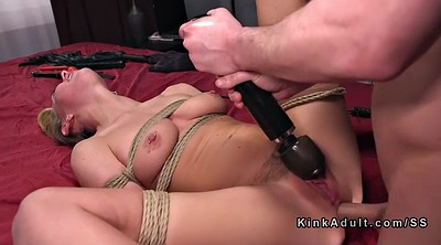 Bondage, Roped, Anal bdsm