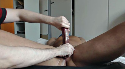 Boss, Edge, Gay bdsm, Tease handjob