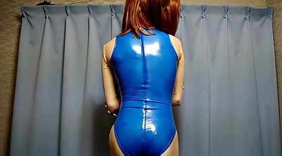 Swimming, Suit, Rubber
