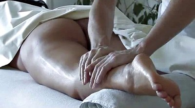 Big, Norwegian, Cock massage