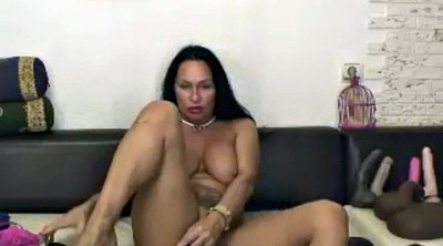 Years, Latina milf, Riding dildo, Dildo riding