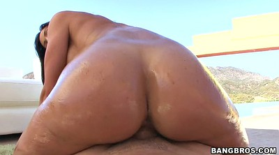 Kendra lust, Kendra, Big oiled ass