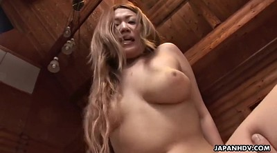 Japanese big tits, Foursome, Hairy group, Japanese tits fuck, Japanese busty