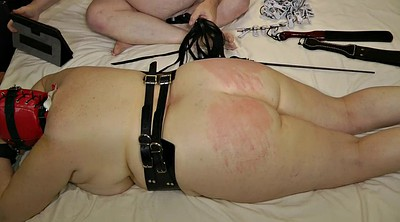 Torture, Whip, Whipping, Tit torture, Mature bdsm, Mature ass