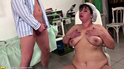 Granny anal, Bbw anal, Treat, Mature pissing