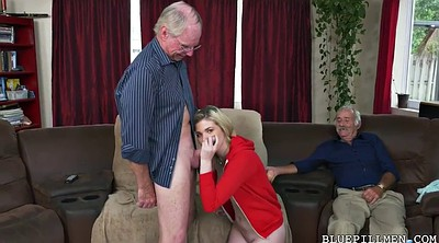 Granny, Stacy v, Stacy, Farting, Small girl, Sex for money