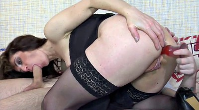 Young anal, Nylon anal, Mature boy