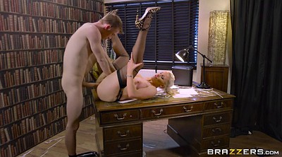 British, Tit, Rebecca more, Office desk
