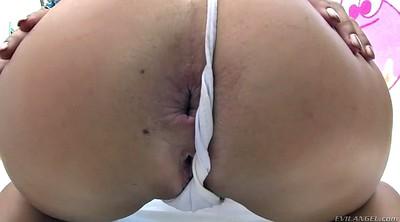 Big ass, Asian solo, Morgan, Asian big ass