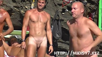 Nudist, Beach babes