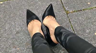 Shoe, Shoes, Leather, Stiletto, Shoe fetish