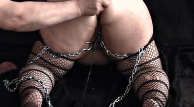 Chained, Hanging, Milf big ass