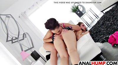 Strapon anal, Huge anal toy