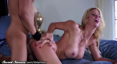 Young creampie, Alexis fawx
