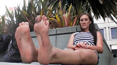 Teen foot, Street, Foot fetish, Dirty feet, Teen feet, Dirty foot