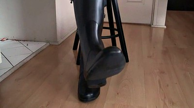 Latex, Rubber, Footing, Boot, Latex boots, Hunter