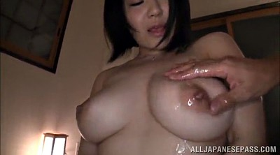 Japanese big tits, Japanese oiled, Japanese cowgirl