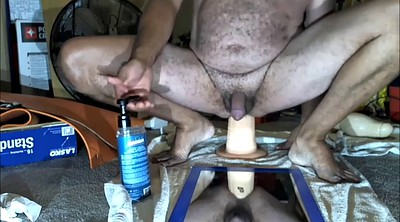 Prolapse, Ruined, Amateur gay, Real sex, Real masturbation, Ruin
