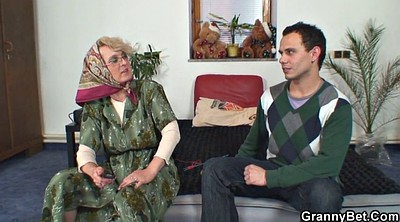 Guy, Old woman, Old guy, Mature granny