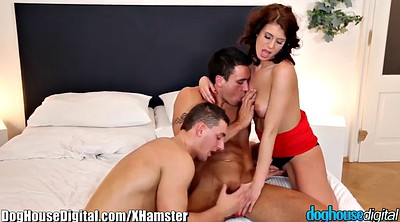 Mmf, Bisexual threesome