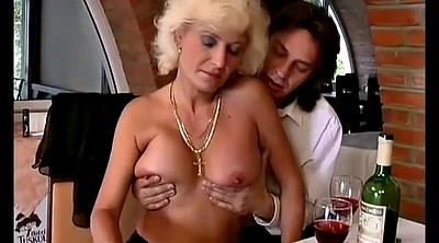 Mom anal, First anal, Mature mom, German mom, Horny mom, German anal