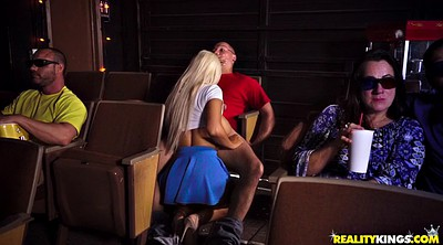 Blond, Bridgette b, Back, Backed, Blonde cuckold