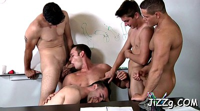 Orgy, Male, Anal party
