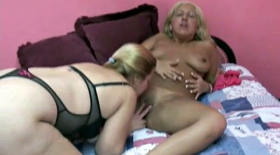 Big dildo, Housewife, Blonde milf, Mature tits, Chubby lesbians, Blonde mature